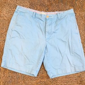 🐰Men's blue J.Crew cotton shorts, 36 waist